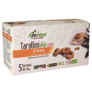 Tarallini Bio Avena senza glutine